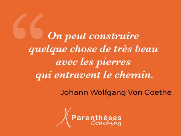 Citation Goethe